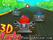 3D Kartz game