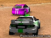 3D Rally Racing game