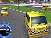 3D Taxi Racing Icon