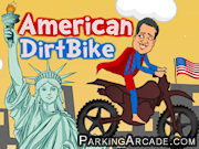 American Dirt Bike game