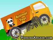 Animal Truck game