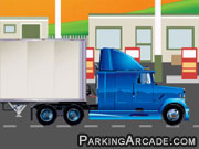 Big Rig Truck Parking game