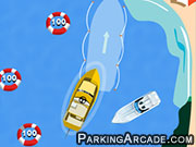 Boat Parking Game game