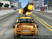 Play Burning Rubber 4 game