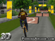 Colacao BMX game