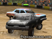Play Crash Car Combat game