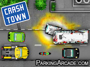 Play Crash Town game