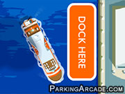 Play Cruise Boat Parking game