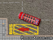 Double Decker London Parking game