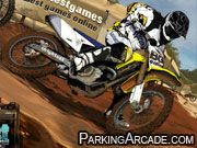 Extreme Bike Racing game