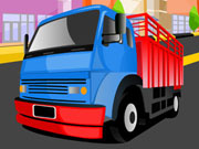 Play Factory Truck Parking game