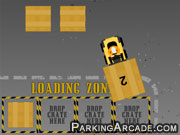 Play Forklift Frenzy game