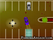 Play Glamour Parking game