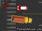 Play Heavy Duty Truck Parking game