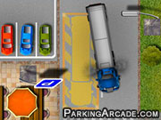 Play Large Truck Parking game