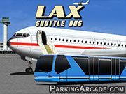 LAX Shuttle Bus game