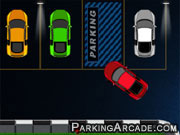 Midnight Parking Icon