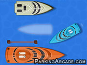 Monaco Luxury Boat Parking game