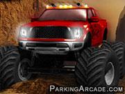 Monster Truck Demolisher game