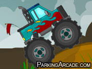 Monster Truck Drive game