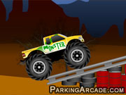Monster Wheelie game