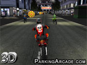 Motocross Urban Fever game