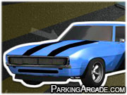 Play Muscle Car Parking game