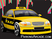 Play New York Taxi Parking game