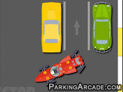 Race Car Parking game