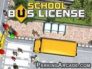 School Bus License game