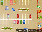 South Beach Parking game