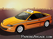 Play Taxi Parking Mania game