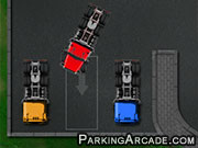 Play Truck Space Parking game