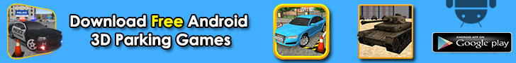 Download Free Android 3D Parking Games